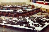 A B-2 a gyártósoron (köszönet Horvát  Norbertnek a képért!)