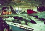 Egy Tornado F-2 a londoni RAF Museumban (saját felvételem)